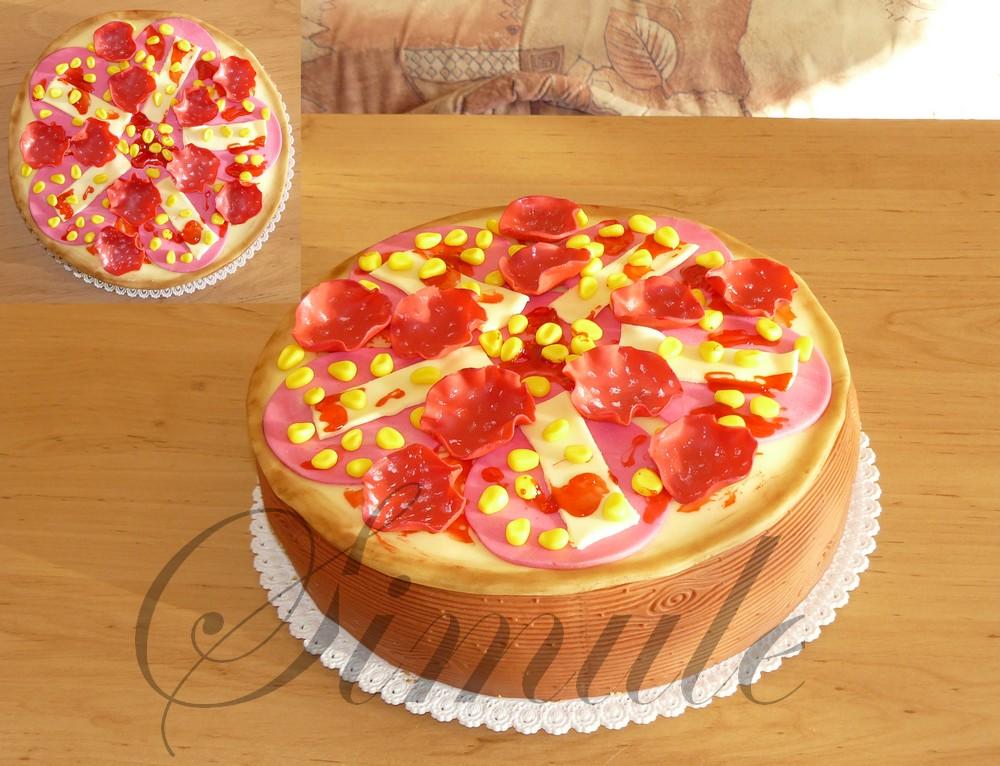 Netradi n dorty for Pizza original